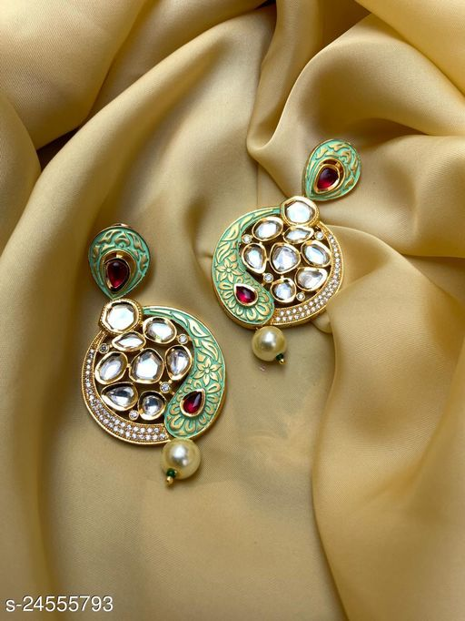 Twinkling Colorful Earrings