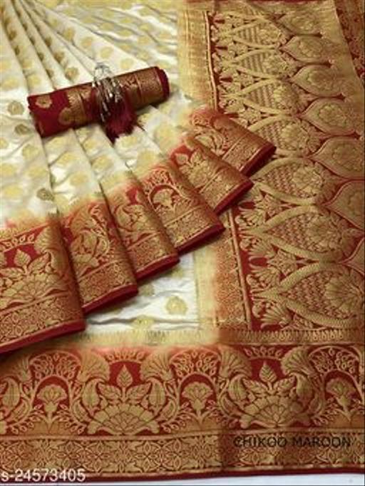 Attractive Silk Sarees