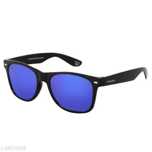 Walrus Urban II Series Blue Wayfarer Men Sunglass