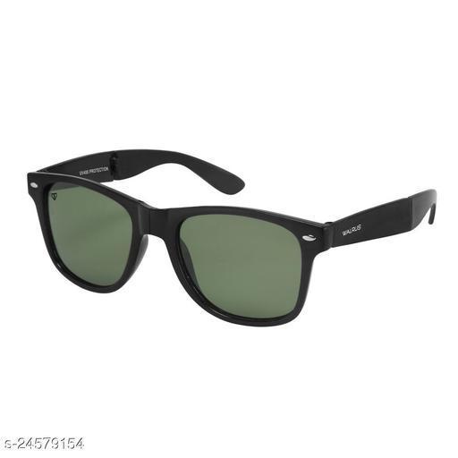 Walrus Flex Series Green Wayfarer Men Sunglass