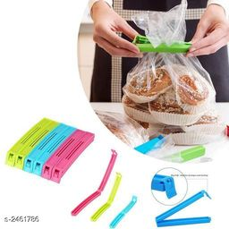 Bag Sealing Clips With 3 Different Sizes(Pack Of   54)