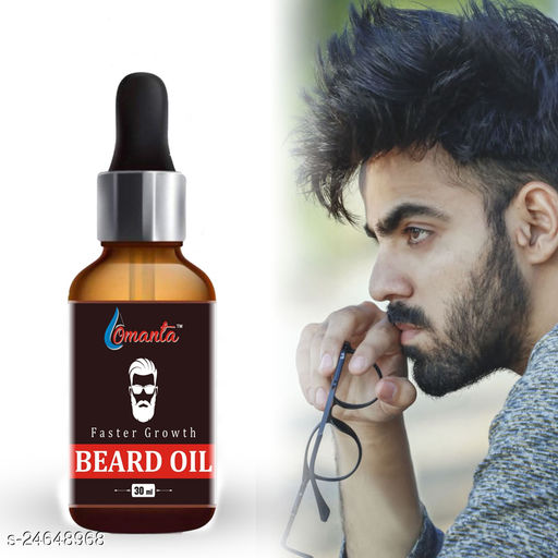 Faster Beard Growth Oil For Men and Boys Specially for Mooch, Beard & Dadhi Growth Hair Oil (30 ml)