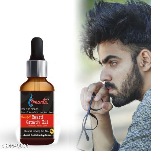 Powerfull Beard Growth Oil For Men and Boys Specially for Mooch, Beard & Dadhi Growth Hair Oil (30 ml)