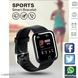 ID116 Smart Fitness Band with Activity Tracker