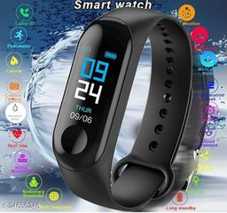 M3 PULSE Bluetooth  Smart Fitness Bamd