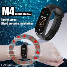 M4 Smart Fitness Band with Activity Tracker