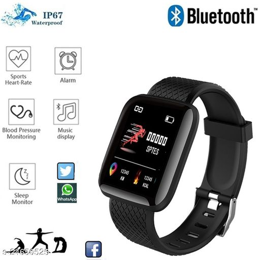 ID116 Fitness Band For Men