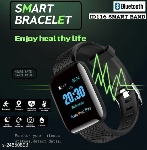 ID116  Smart Health Band/Smart Fitness Band