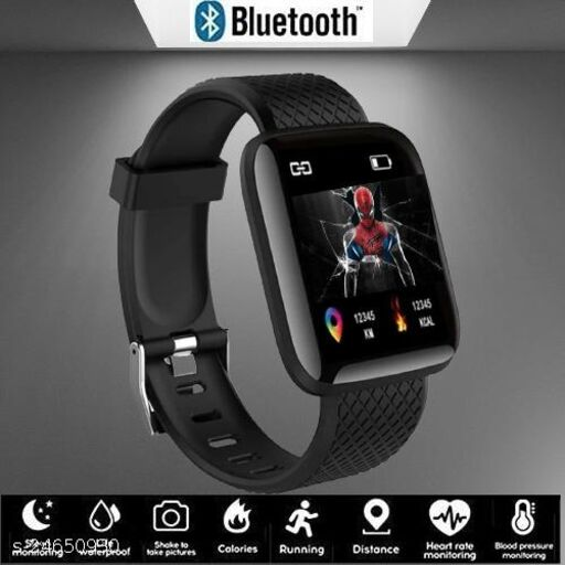 ID116 Smart Fitness Band for Men and Women