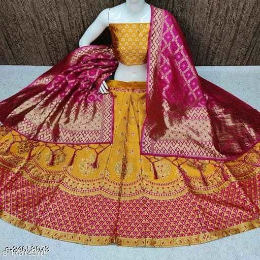 Alisha Alluring Women Lehenga