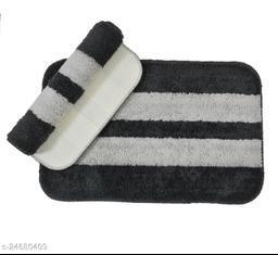 Anti Skid Washable Bathmats/Doormats (Pack of 2)