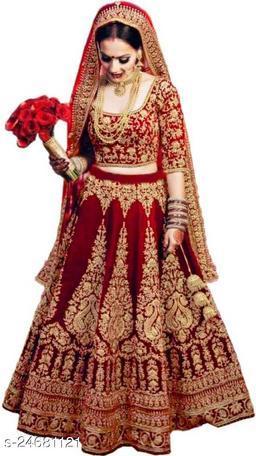 Classy Embroidery Lehenga Choli