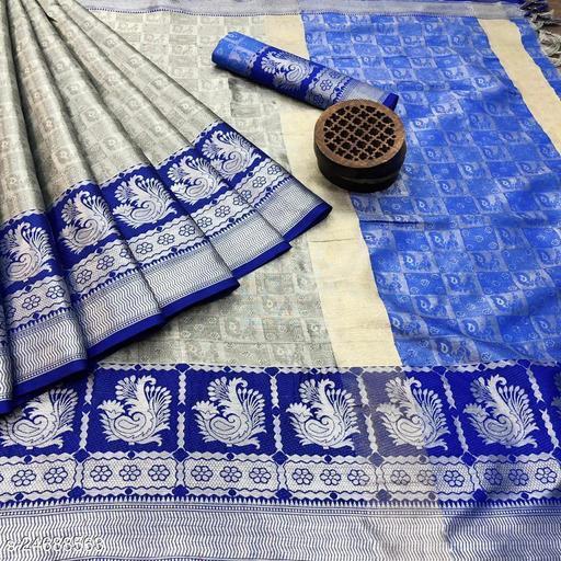 Fashionable Kanjeevaram Silk Sarees