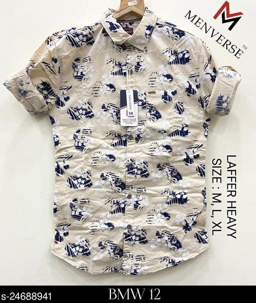 Classic Glamorous Men Shirts