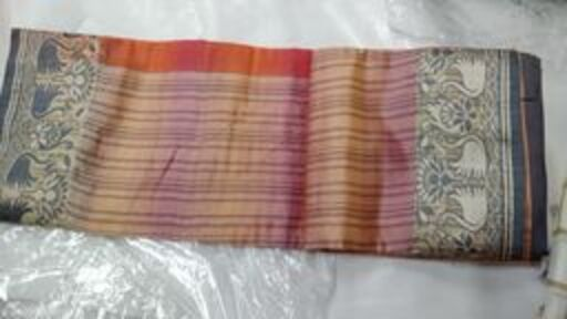 Stylish Silk Blend  Sarees