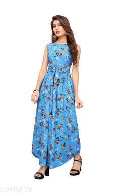 Women's Sleeveless Gown