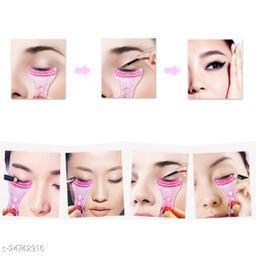 Bronson Professional Eyeliner Guide Template Shaper