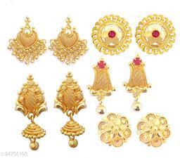 Shimmering Chic Earrings