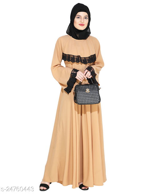 Women Muslim Wear Abayas