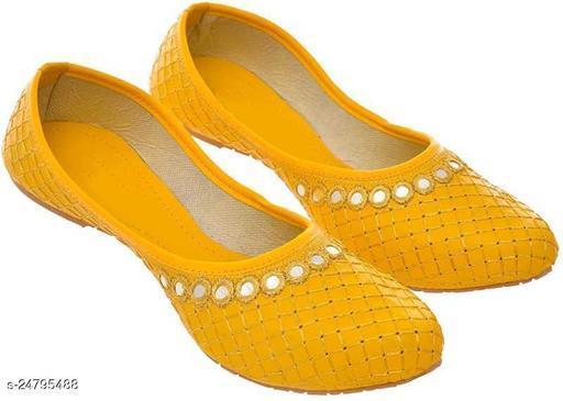 Stylish Women's Yellow Bellies