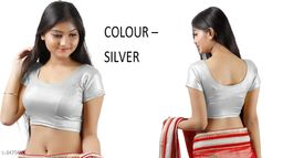 Stylish Cotton Lycra Hosiery Blouse
