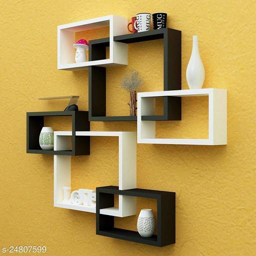 Designer Bath Shelves