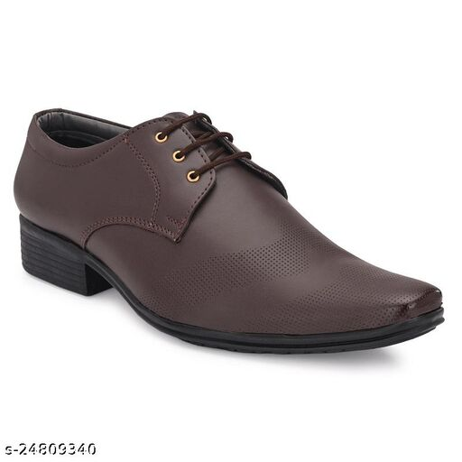 Latest Official Formal Shoes Brown