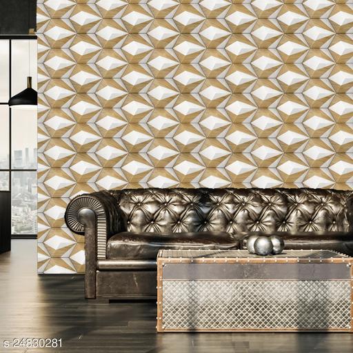DSticker Wallpaper Style 3DAngles Size Large(40cm x 300cm)