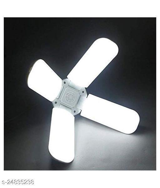 Start Creation Fan Style 4 wings 45W LED Bulb Cool Day Light