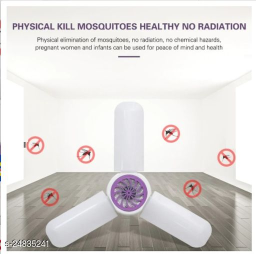 Start Creation Fan Style Mosquito Killer Mosquito Insect Killer Lamp Led Bulb Lamp 45W
