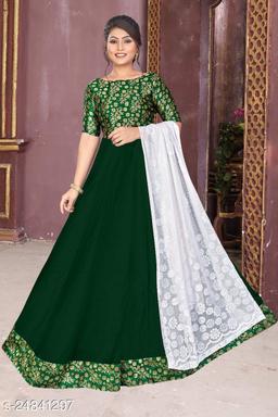 classic tapeta satin soft designer gown
