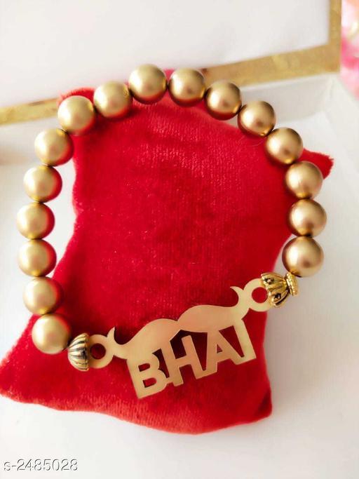 Alloy Handmade Rakhi Bracelet