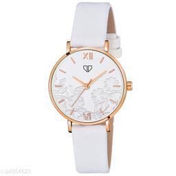 Walrus Venice Series White Dial Women Wristwatch