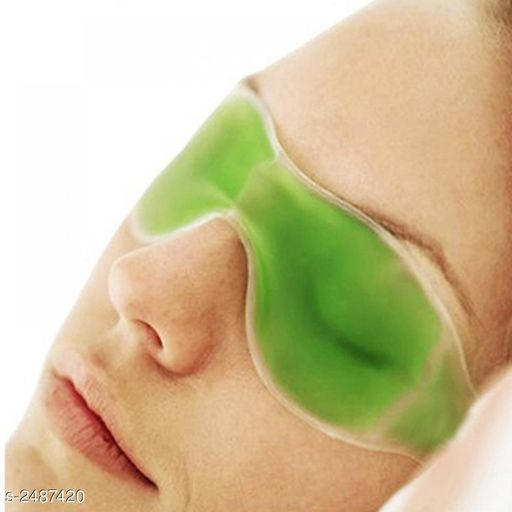 Eye Care Divya Eye Care Cool Mask  *Product Name* Divya Cool Aloevera Eye Cool Mask  *Product Type* Eye Mask  *Description* It Has 1 Pieces Of Eye Care Cool Mask  *Sizes Available* Free Size *   Catalog Rating: ★4 (20)  Catalog Name: Divya Eye Care Cool Mask Vol 1 CatalogID_334233 C52-SC1310 Code: 881-2487420-