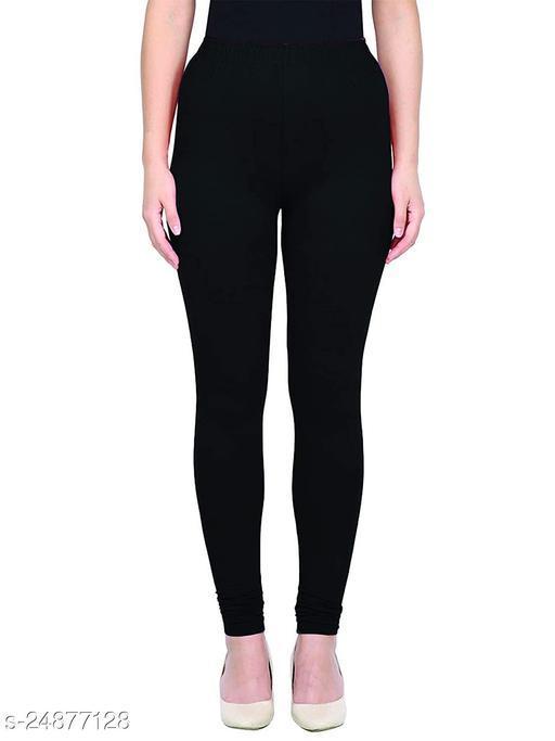 Premium Quality Cotton Black Legging for Women