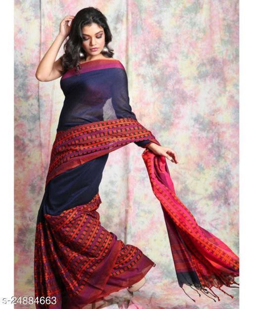 New Stylish Cotton Saree
