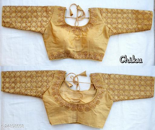 Latest Art Silk Women Blouses