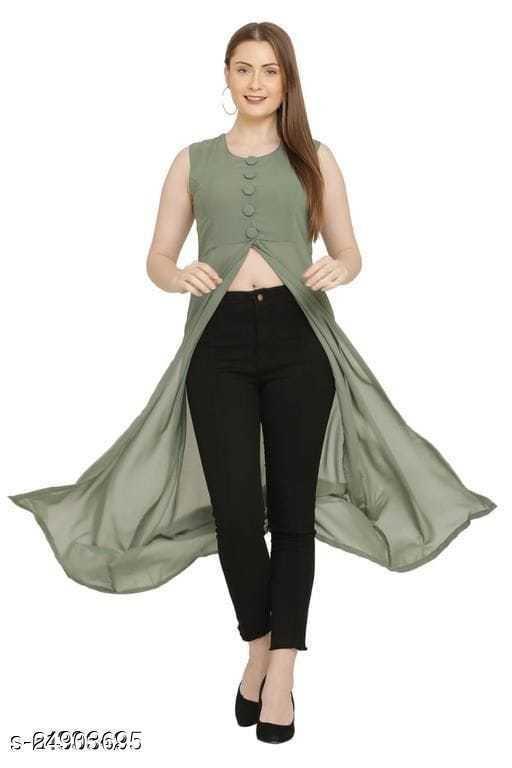 Trendy Latest Women Capes, Shrugs & Ponchos
