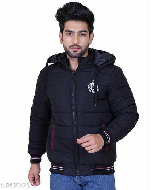 Indian Fort Men's Full Sleave  winter wear jacket