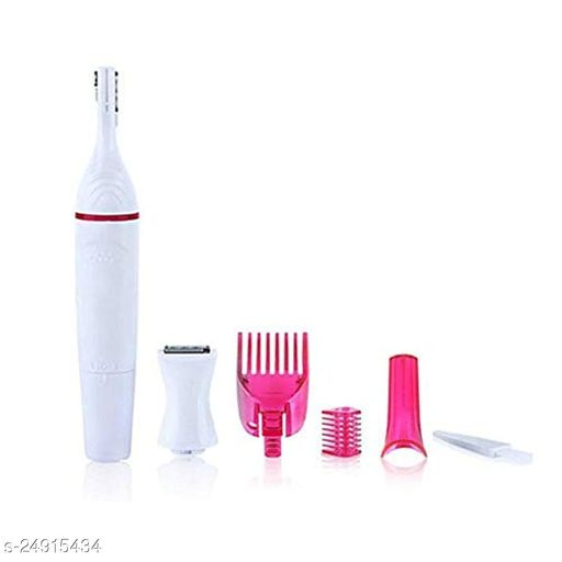 5-in-1 SWEET Sensitive Touch Trimmer Eyebrow, Face, Underarms Hair Remover