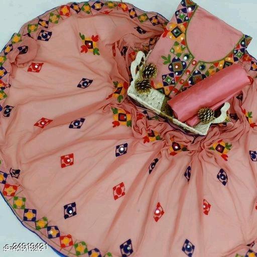 Voguish Salwar Suits & Dress Materials