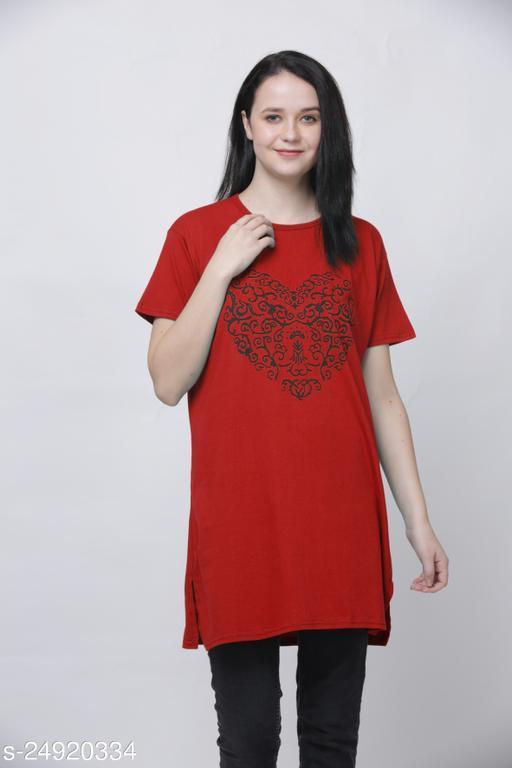 Trendy Graceful Women Tshirts