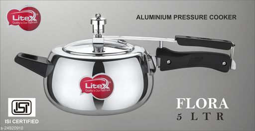 Trendy Pressure Cooker LITEX-5 LTR-FLORA