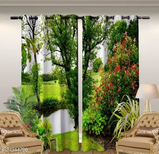 Gorgeous Fashionable Curtains & Sheers