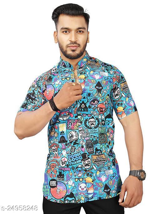 DIGITAL PRINTED Trending Shirts For Men