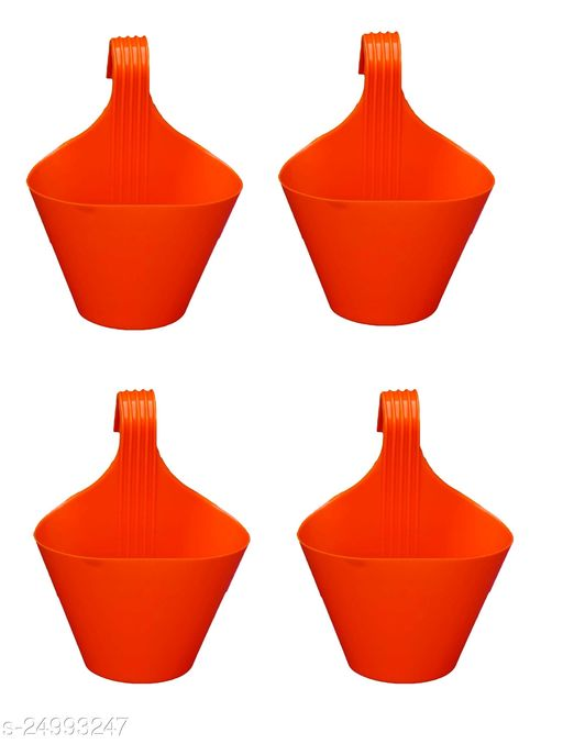 Single Hook Pot Set of 4 PCS