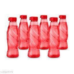 Saura Duke Fridge Bottle 1000 ml Set of 6 Red