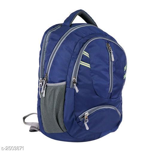 Stylish Polyester Backpack