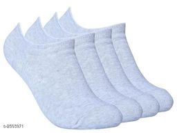 Trendy Cotton Lycra Unisex Sock