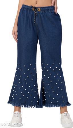 Women Fancy Denim Jeans